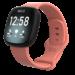 Marque 123watches Fitbit Versa 3 / Sense sport sangle - rose