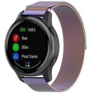 Marque 123watches Bracelet milanais Huawei watch GT - coloré