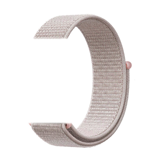 Marque 123watches Bracelet Sport en Nylon pour Huawei watch GT - rose