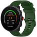 Marque 123watches Bracelet en boucle en silicone Polar Vantage M / Grit X - vert