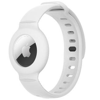 Marque 123watches AirTag band - blanc