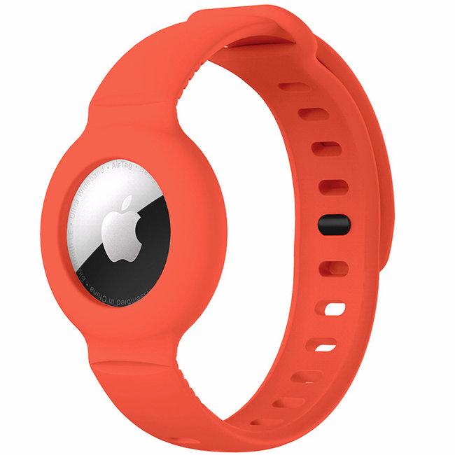 AirTag band - orange