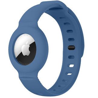 Marque 123watches AirTag band - bleu
