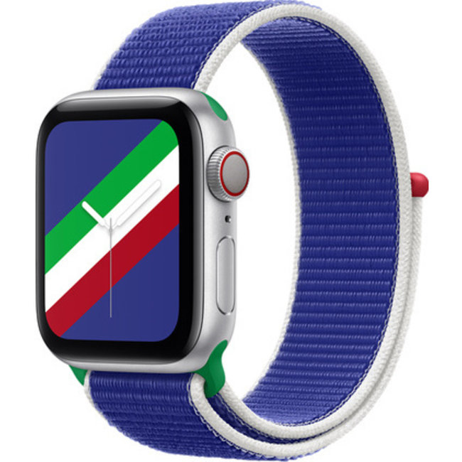 Apple watch nylon sport loop band - Italie