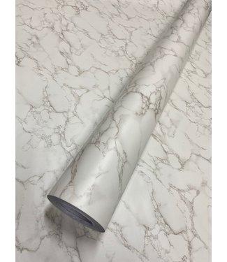 Marmer 04 gebroken wit
