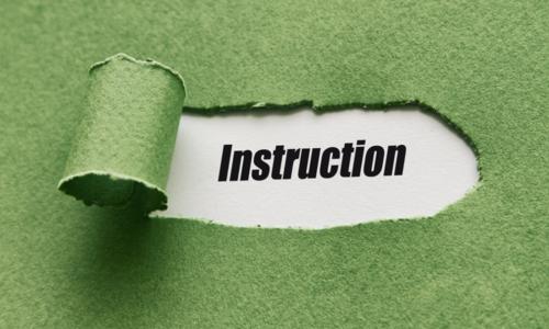 INFO & INSTRUCTIES
