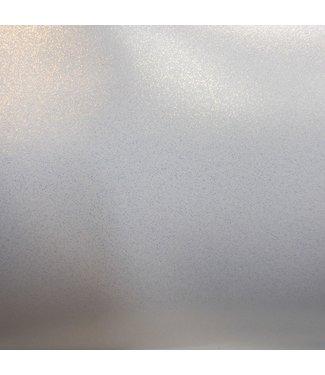 PREMIUMVINYLS Premium Mat Wit met Gouden Glitters