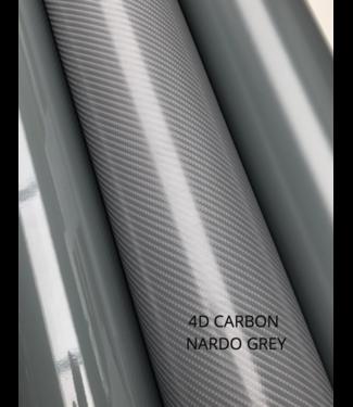Budget folie Budget 4D Carbon Nardo Grey Wrapfolie