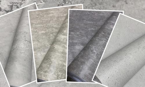 Cement/Beton interieur folies