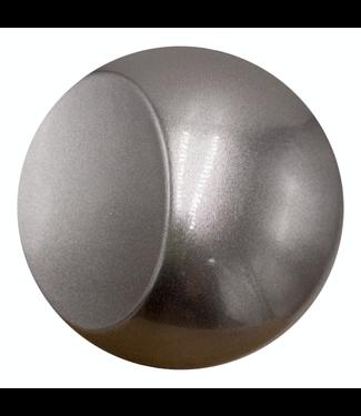 PREMIUMVINYLS Premium glans metallic Zilver