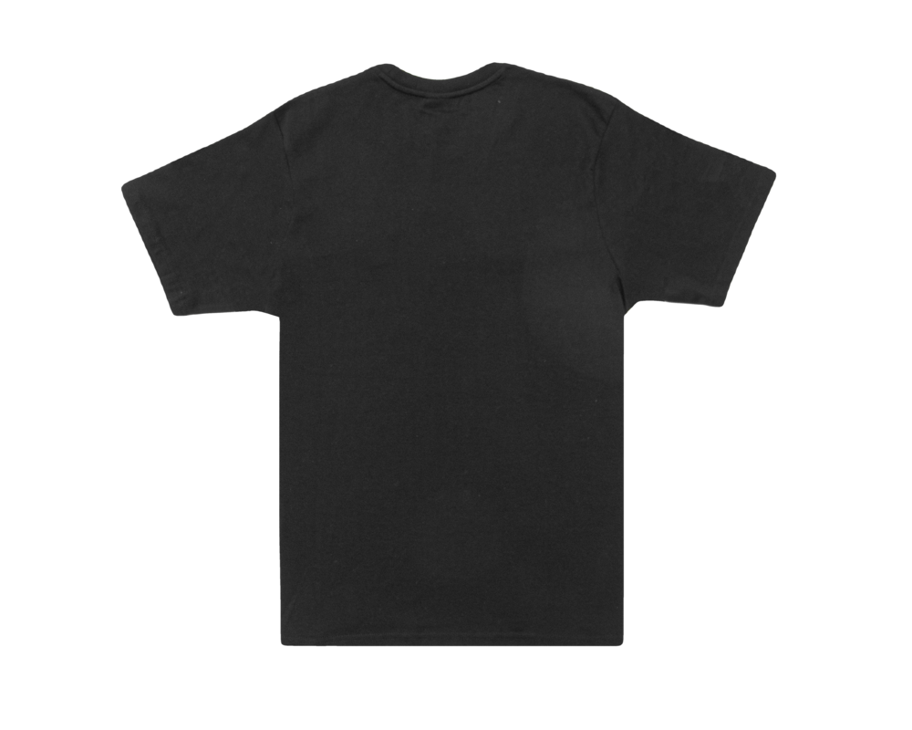 Bruut Varsity Teddy Logo Tee Black