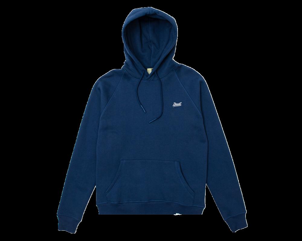 Bruut Essential Hoodie Lapis Blue