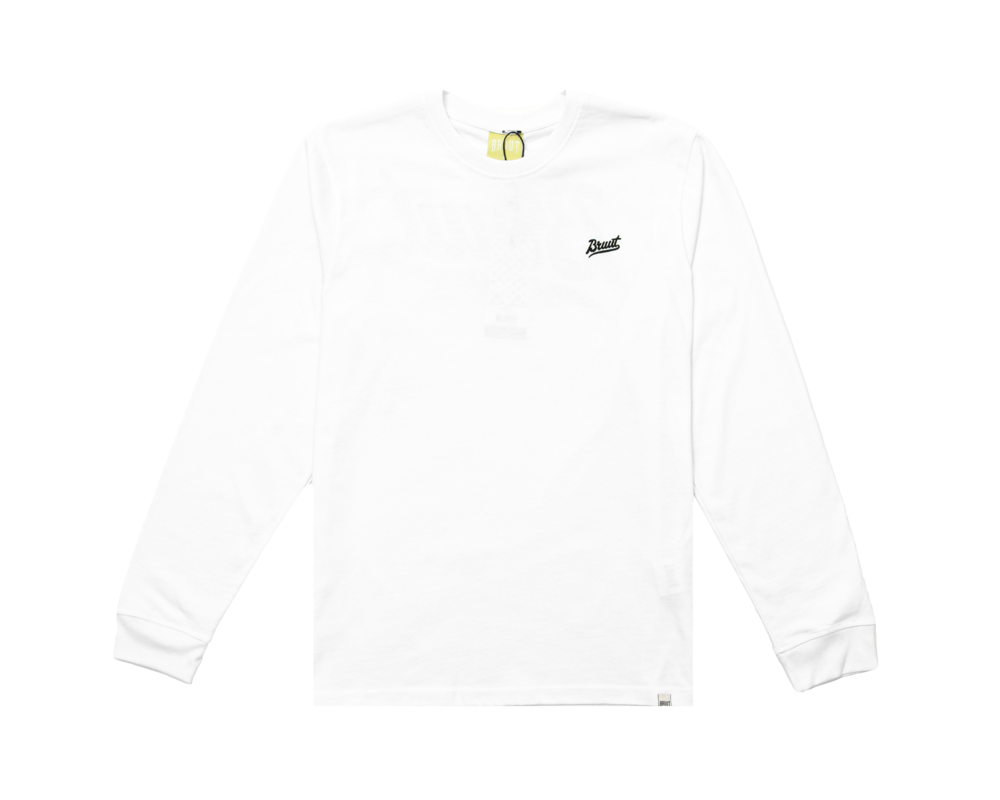 Bruut Essential LS White