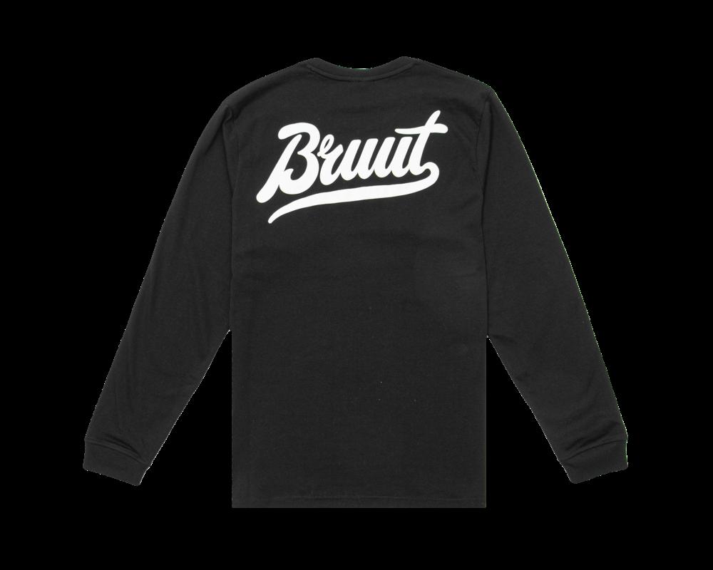 Bruut Essential LS Black