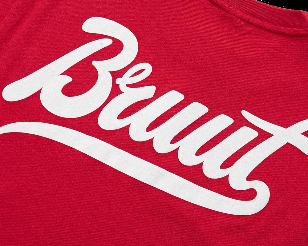 Bruut Essential LS True Red