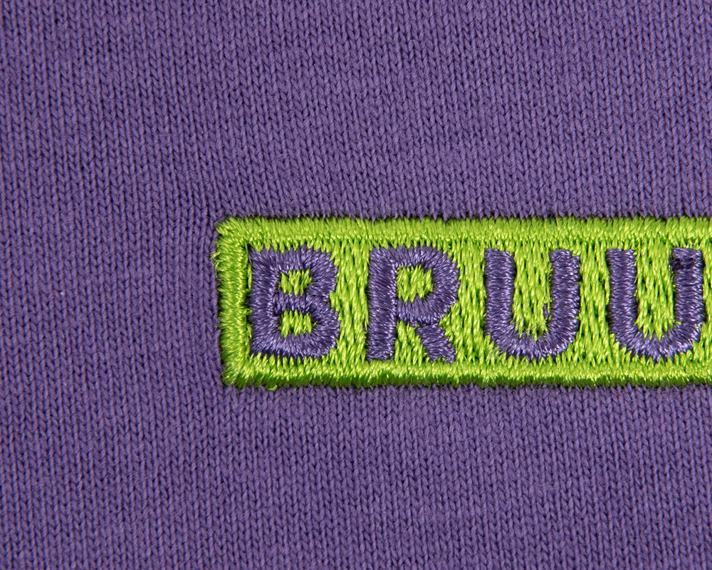 Bruut Double Up Vivid Viola
