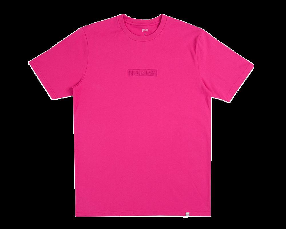 Bruut Box Logo Candy Pink