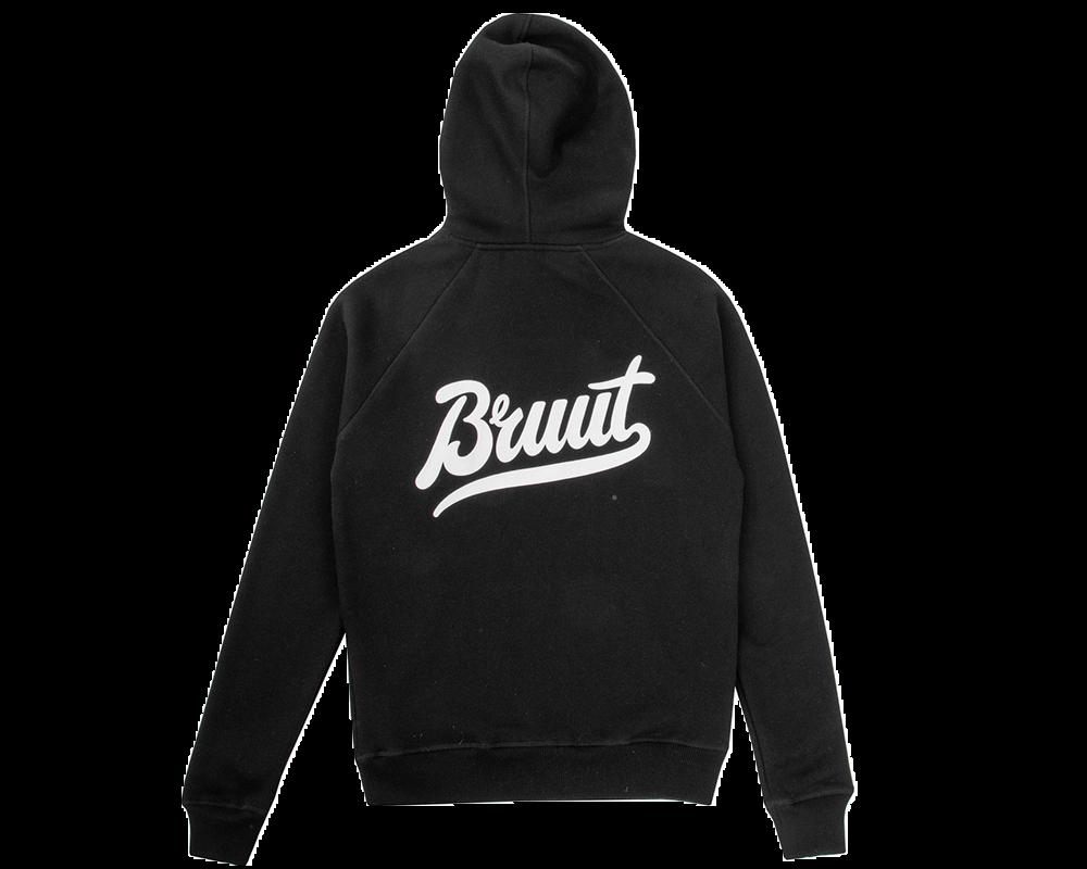 Bruut Essential Hoodie Black