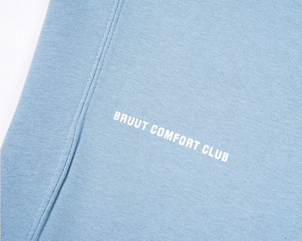 Bruut Comfort Club Crewneck Ash Blue