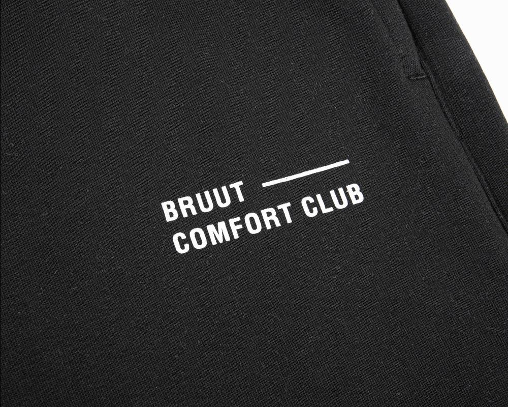 Bruut Comfort Club Jogger Black