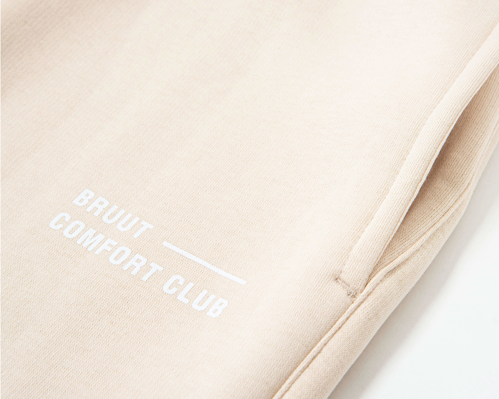 Bruut Comfort Club Jogger Sandshell