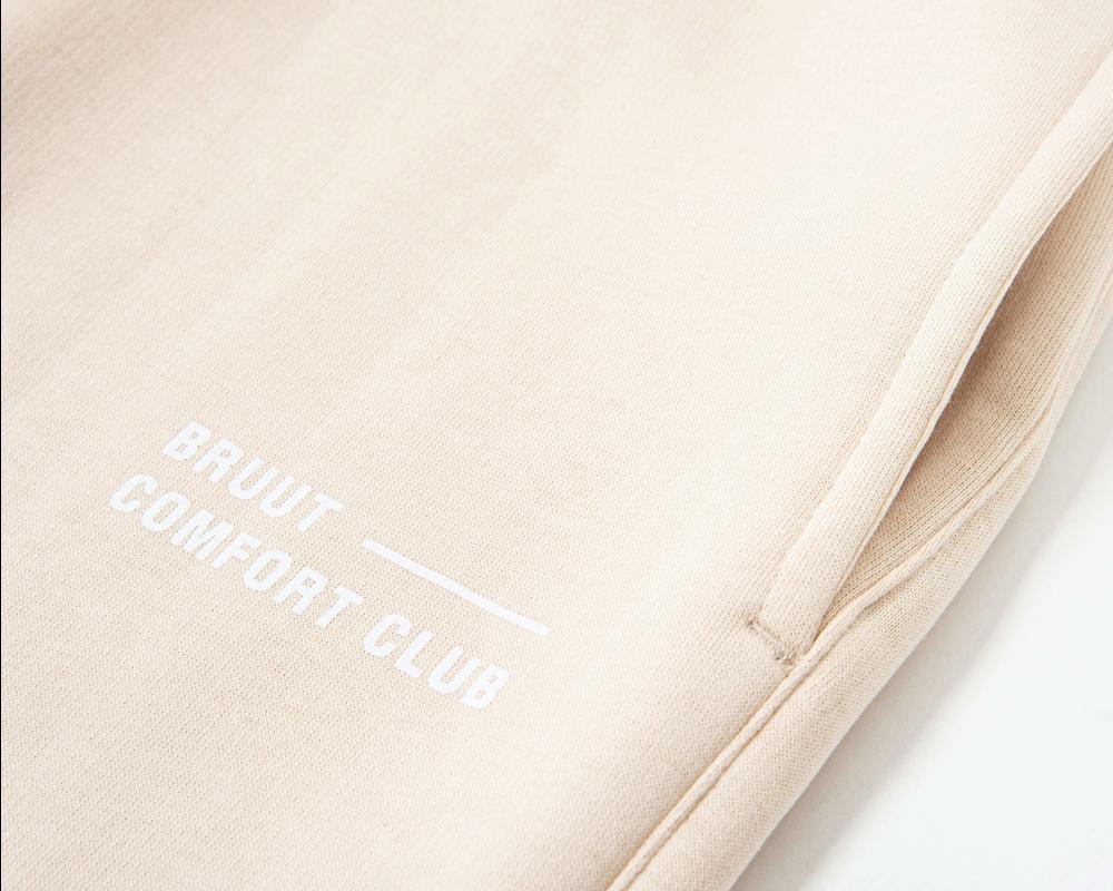 Bruut Comfort Club Short Sandshell