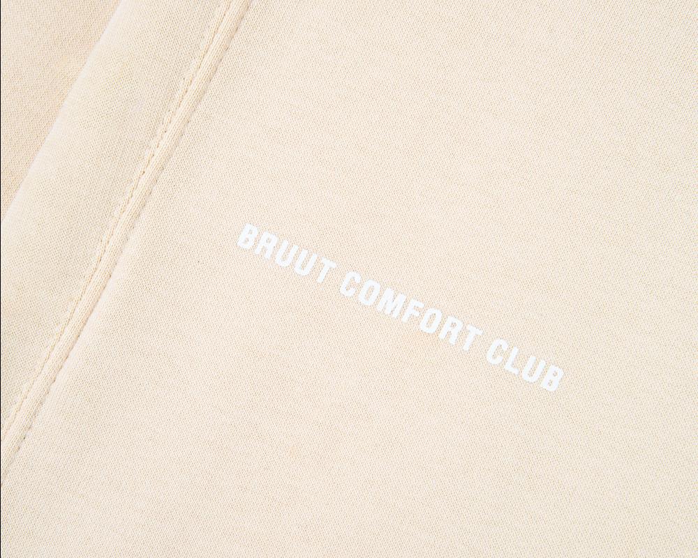Bruut Comfort Club Crewneck Sandshell
