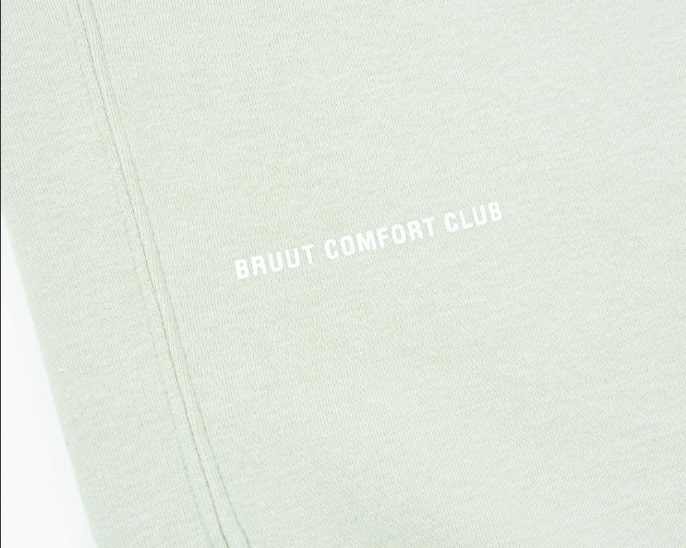 Bruut Comfort Club Hoodie Matcha