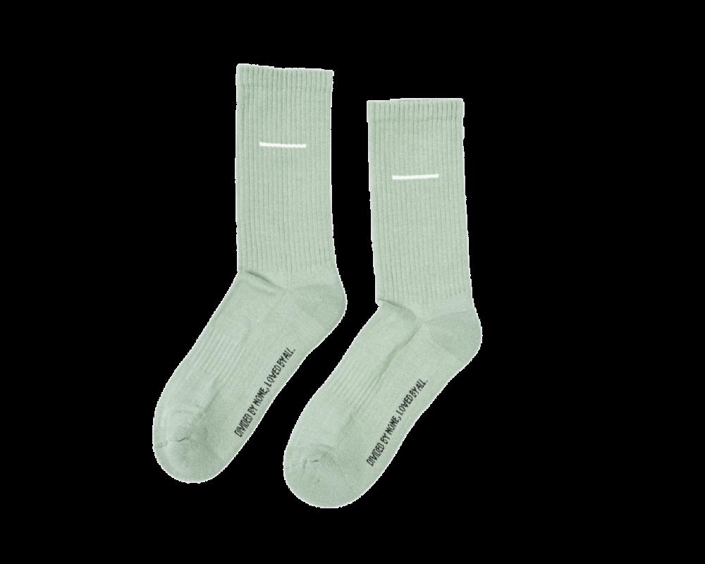 Bruut Comfort Club Sock Matcha
