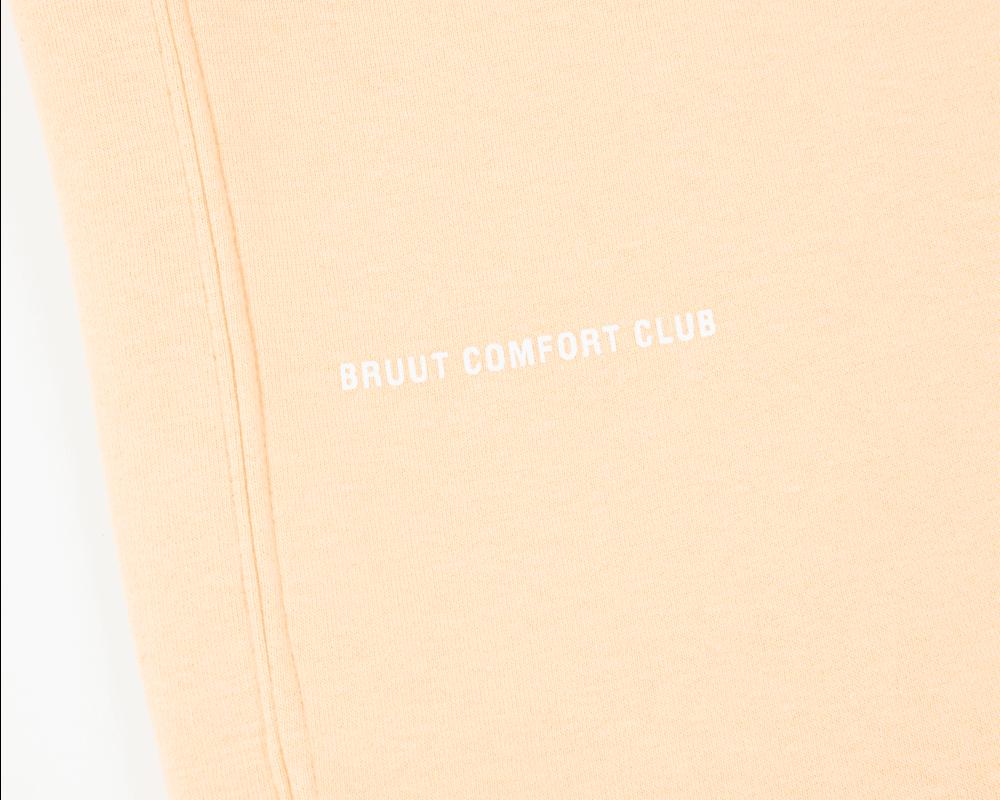 Bruut Comfort Club Hoodie Peach