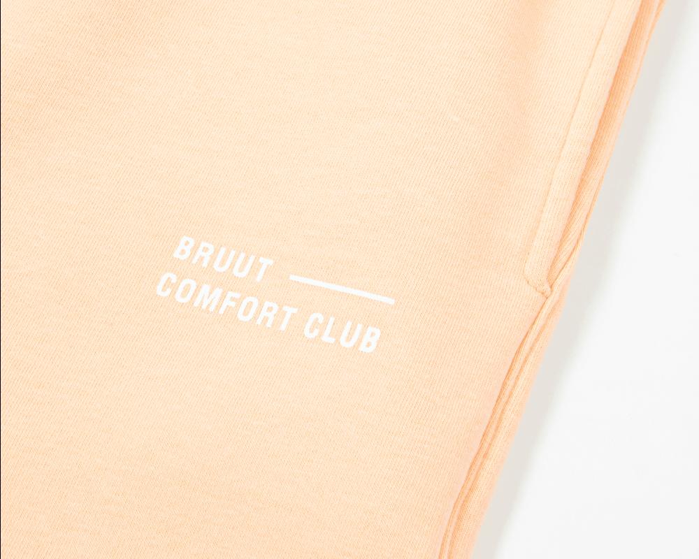 Bruut Comfort Club Short Peach