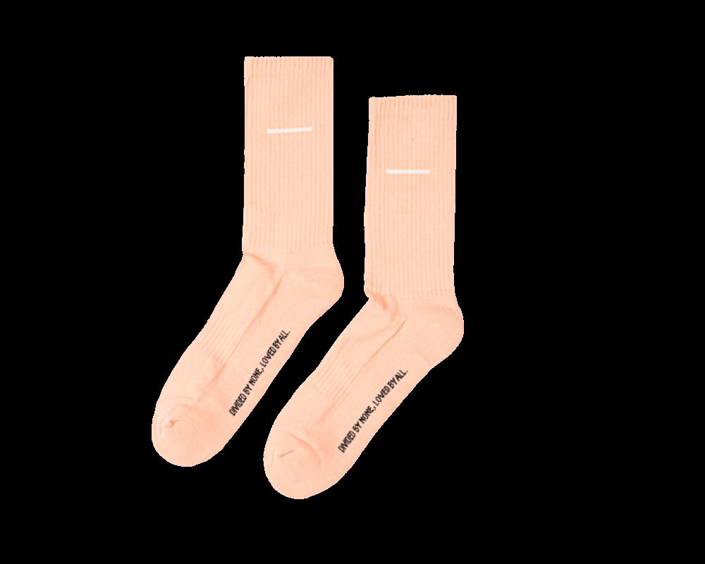 Bruut Comfort Club Sock Peach