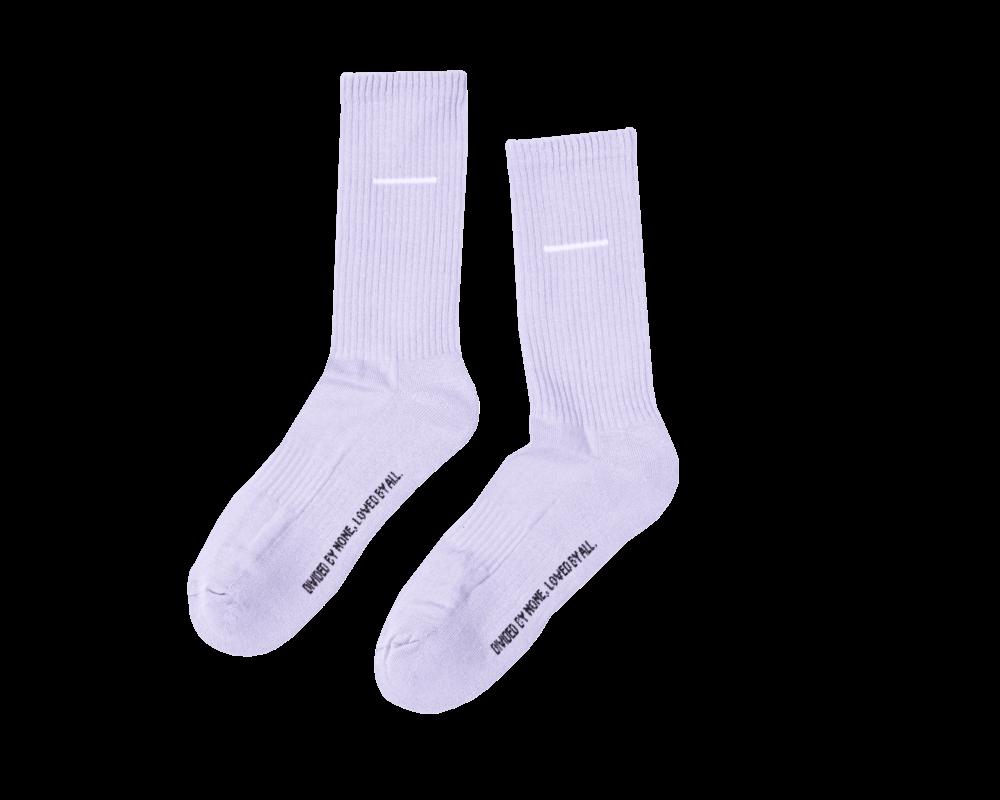 Bruut Comfort Club Sock Lavender