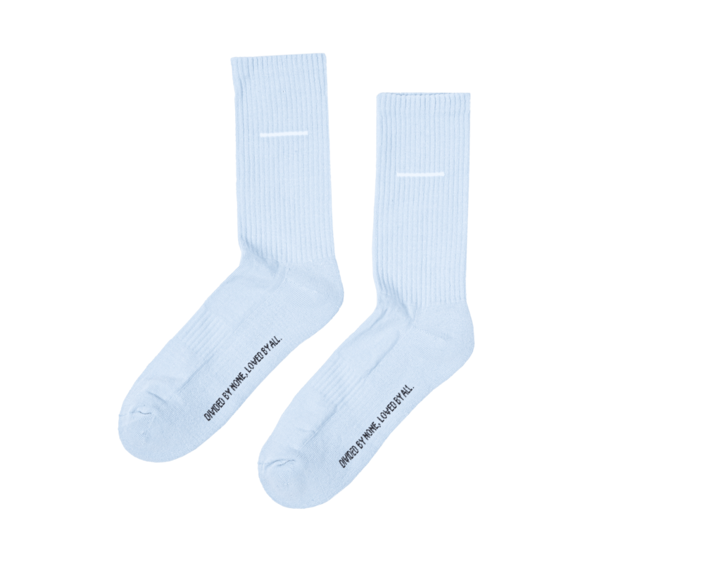 Bruut Comfort Club Sock Nemophila