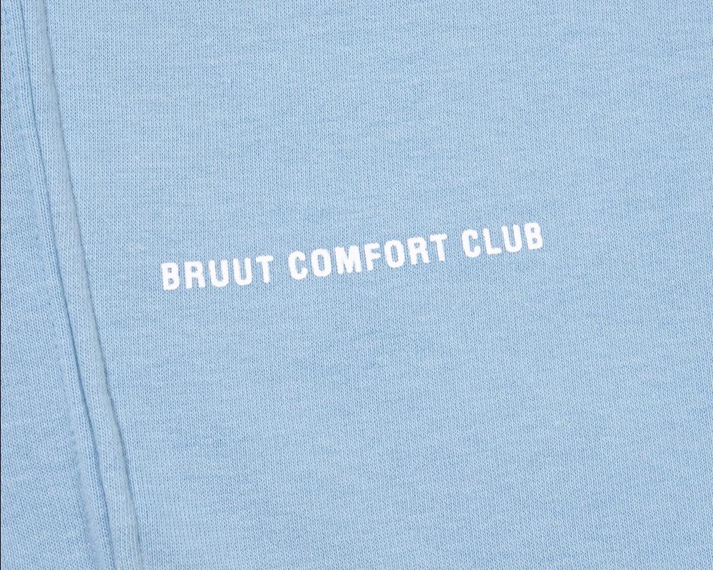 Bruut Comfort Club Crewneck Nemophila