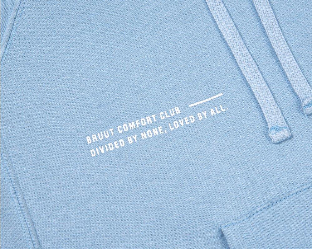 Bruut Comfort Club Hoodie Nemophila