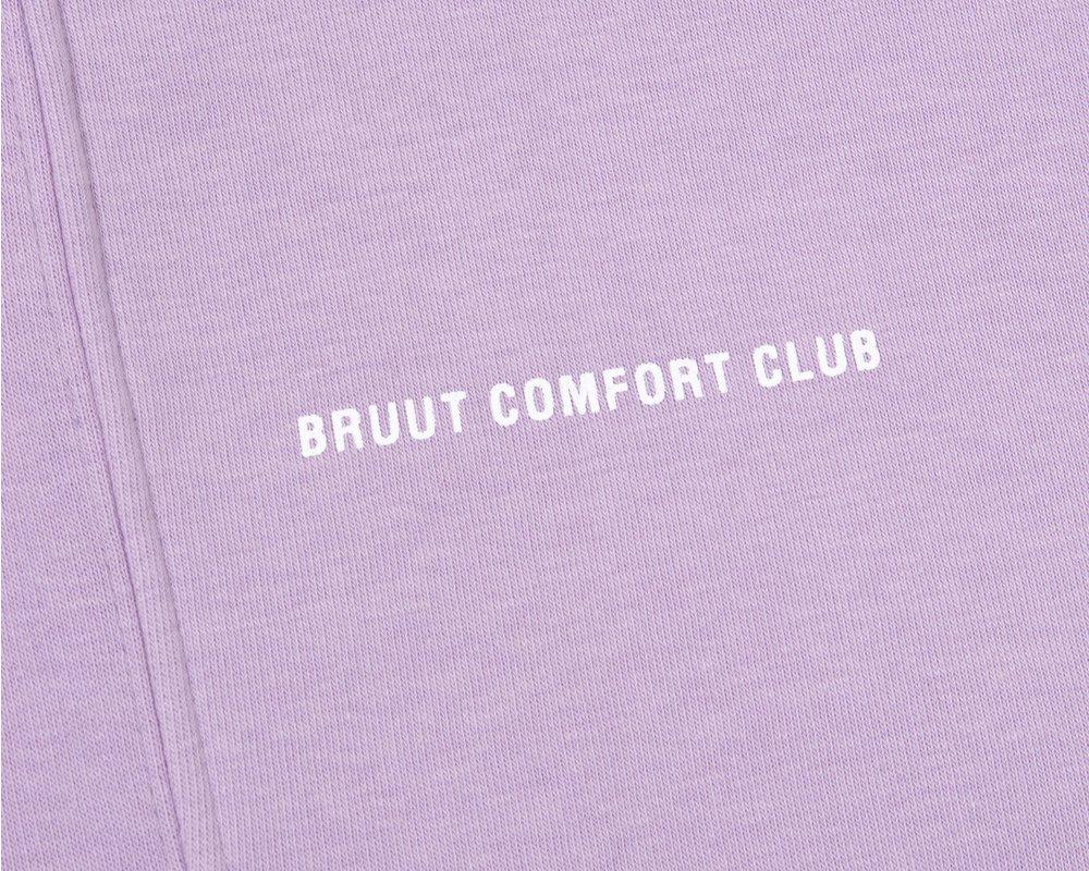Bruut Comfort Club Crewneck Lavender