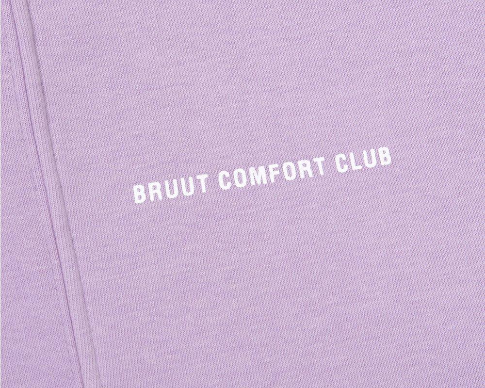 Bruut Comfort Club Hoodie Lavender