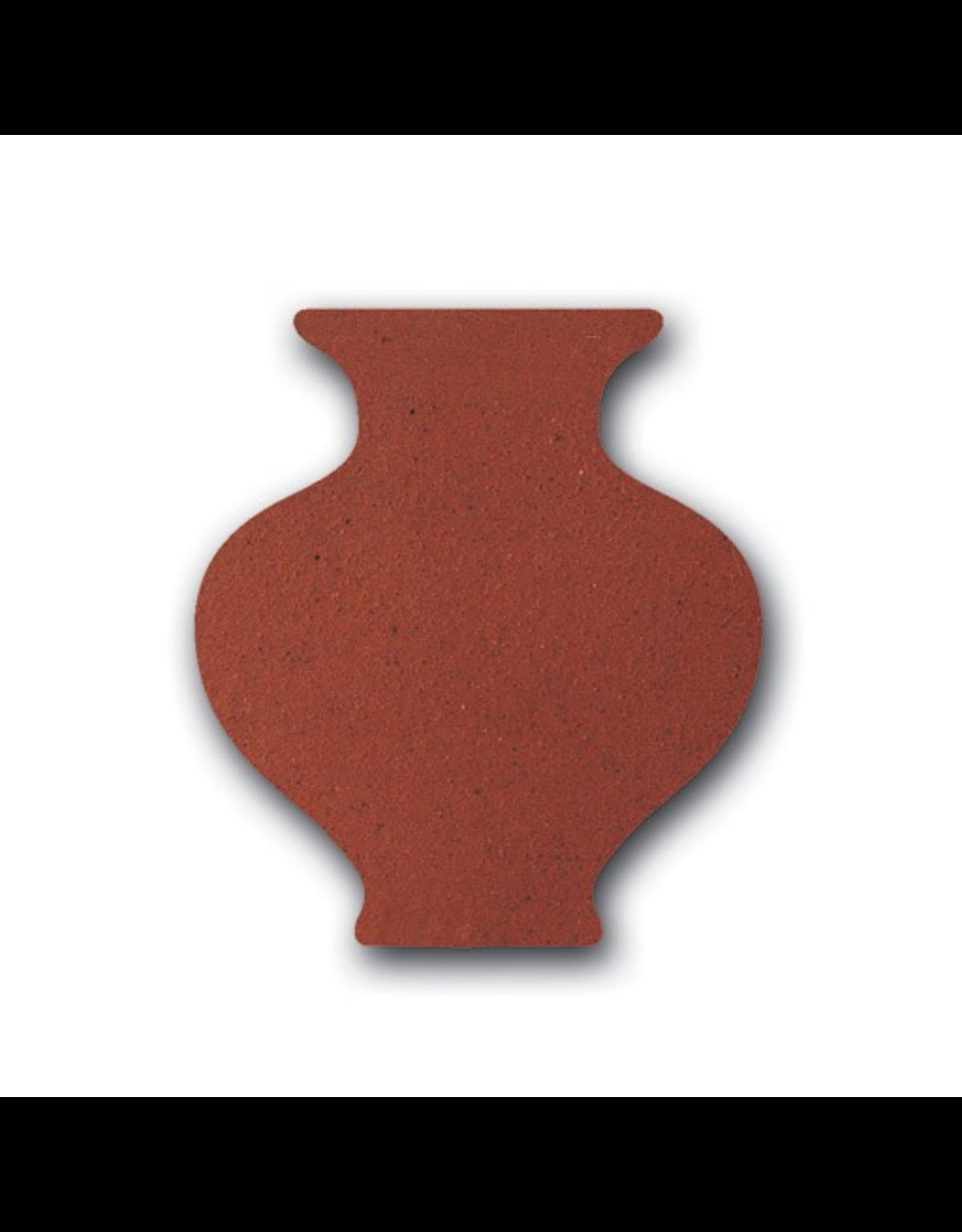 Valentines Standard Red Terracotta