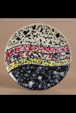 Potterycrafts Duncan Colour Burst Crystal Chips Pitch Black