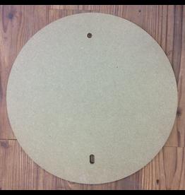 30cm Pre drilled (Rohde) MDF Batt