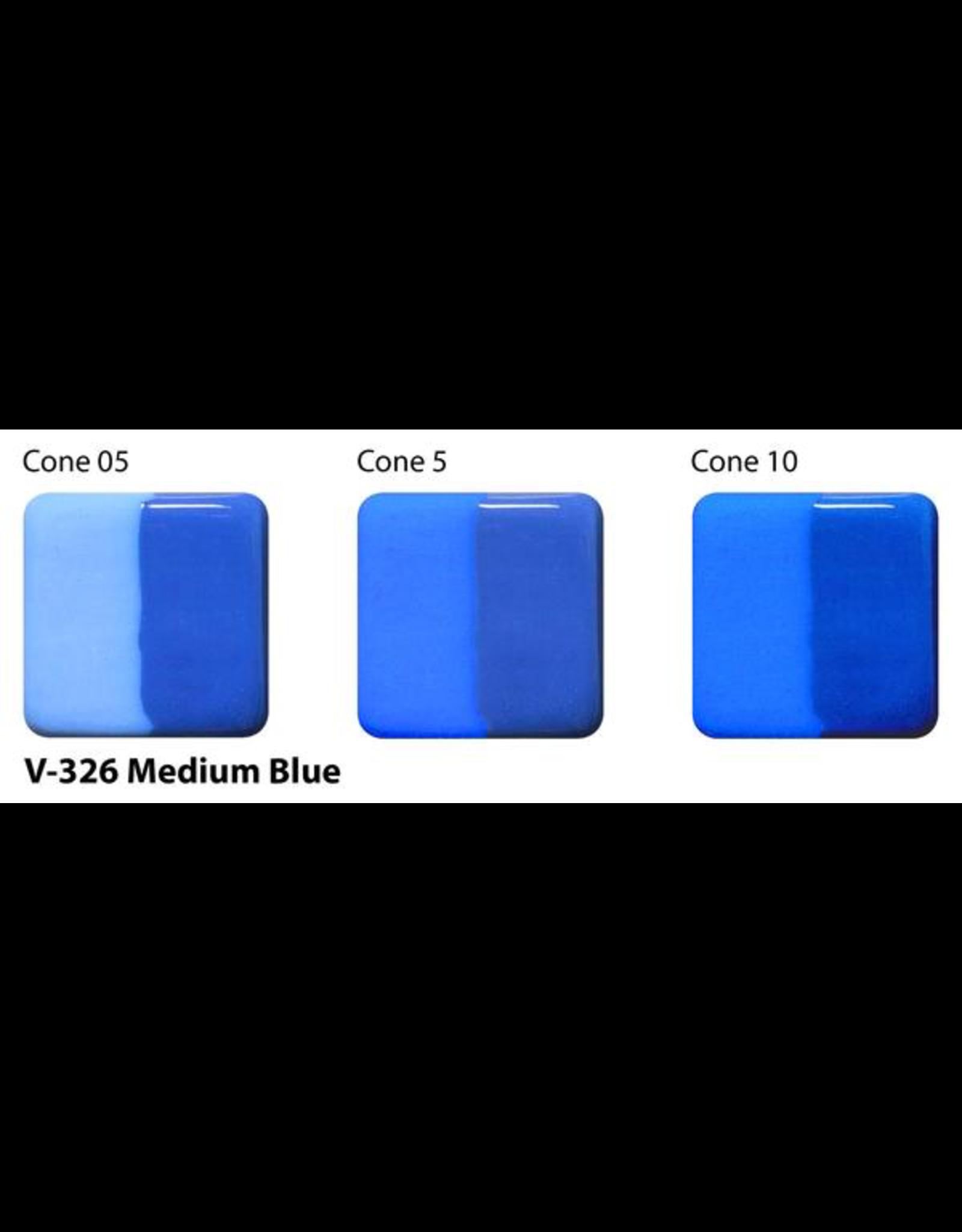 Amaco Medium Blue Velvet underglaze 59ml