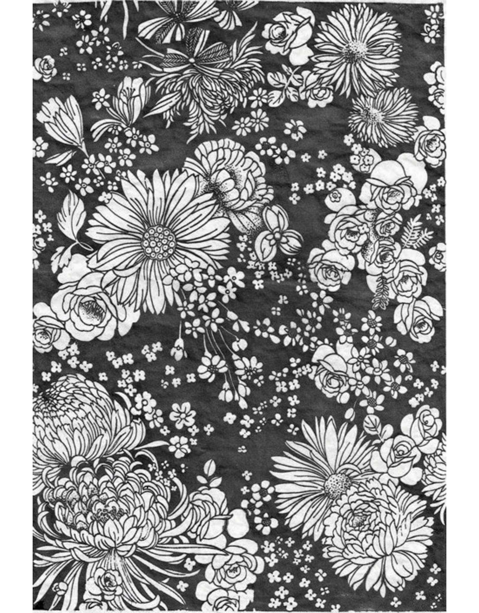 Sanbao Flower decal 01