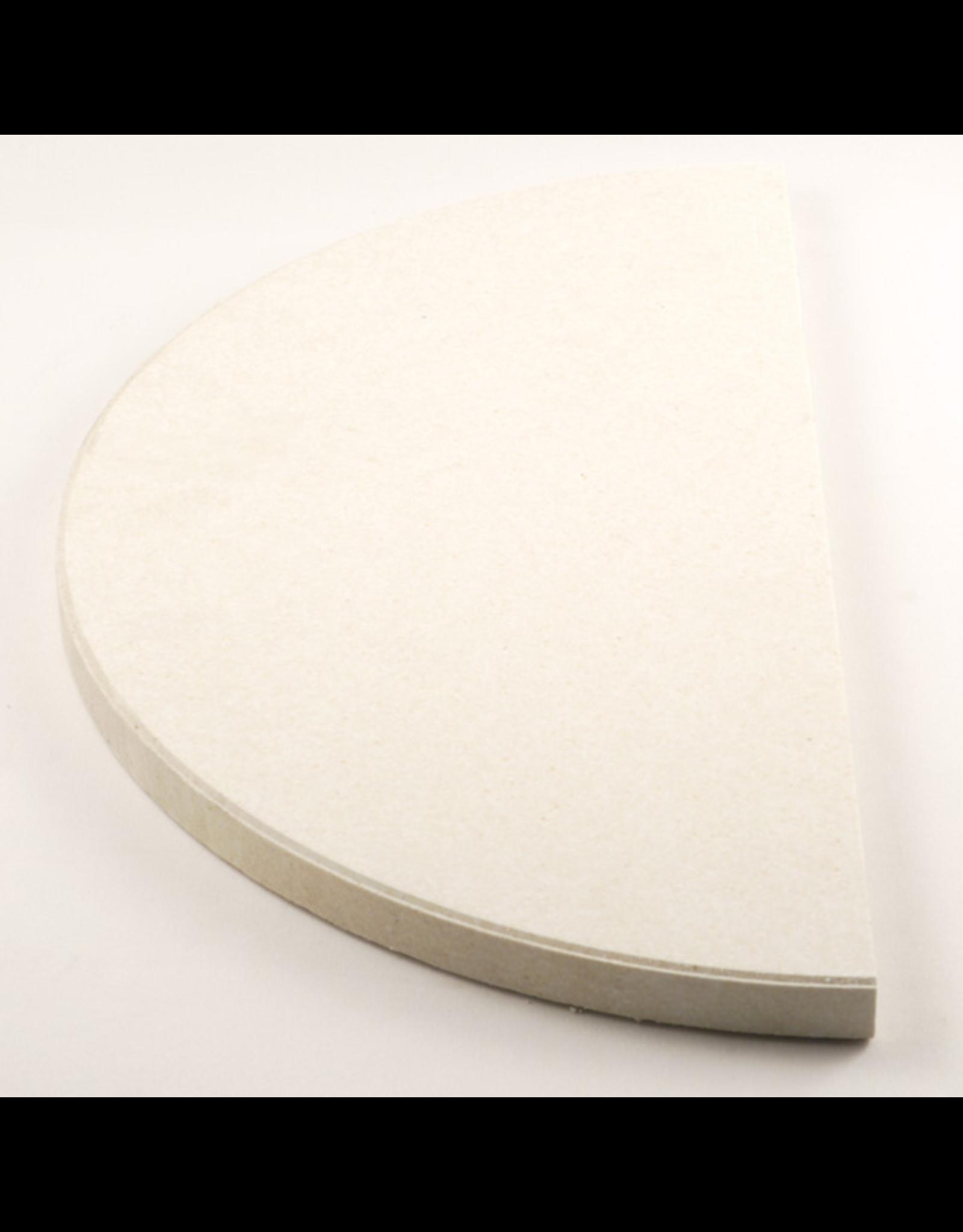 Semi circle 36.5cm x 0.95cm Kiln Shelf