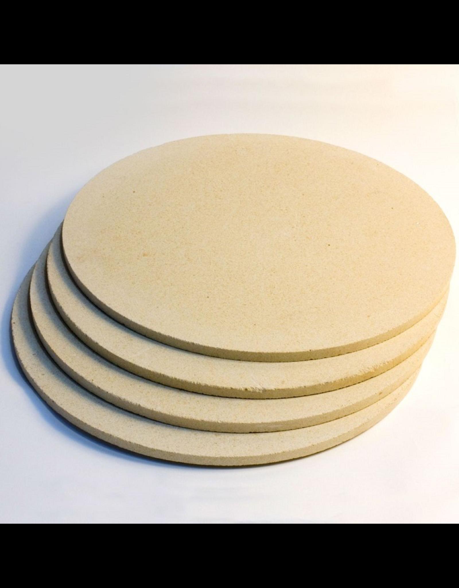 Round 36.5cm x 0.95cm Kiln Shelf