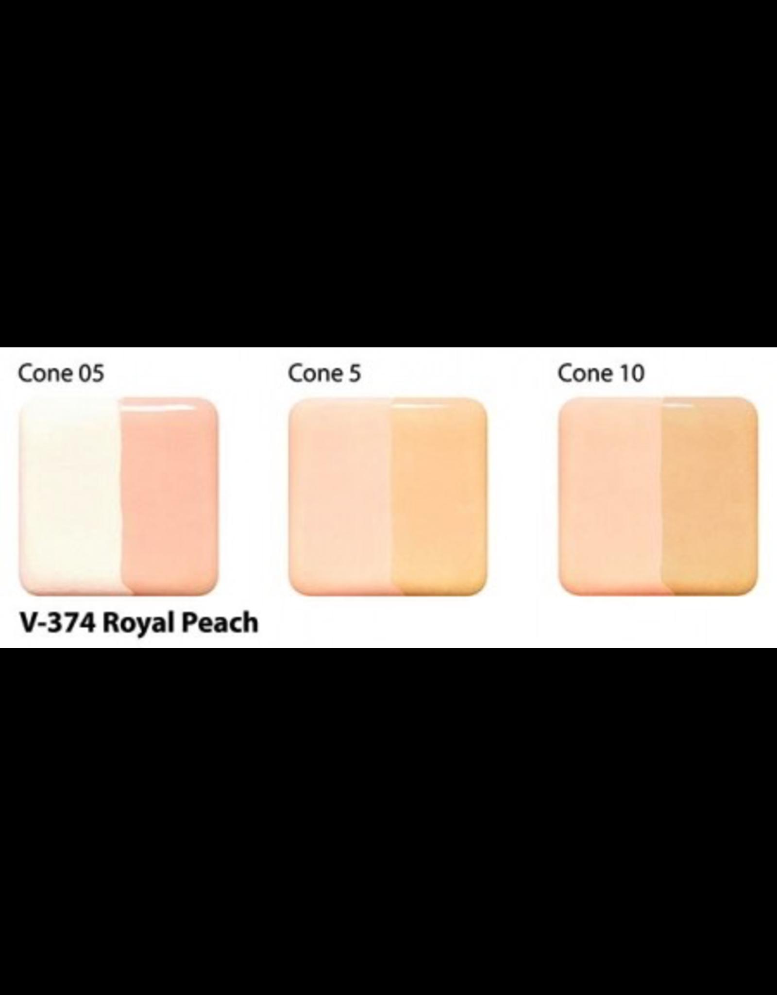Amaco Royal Peach Velvet underglaze 59ml