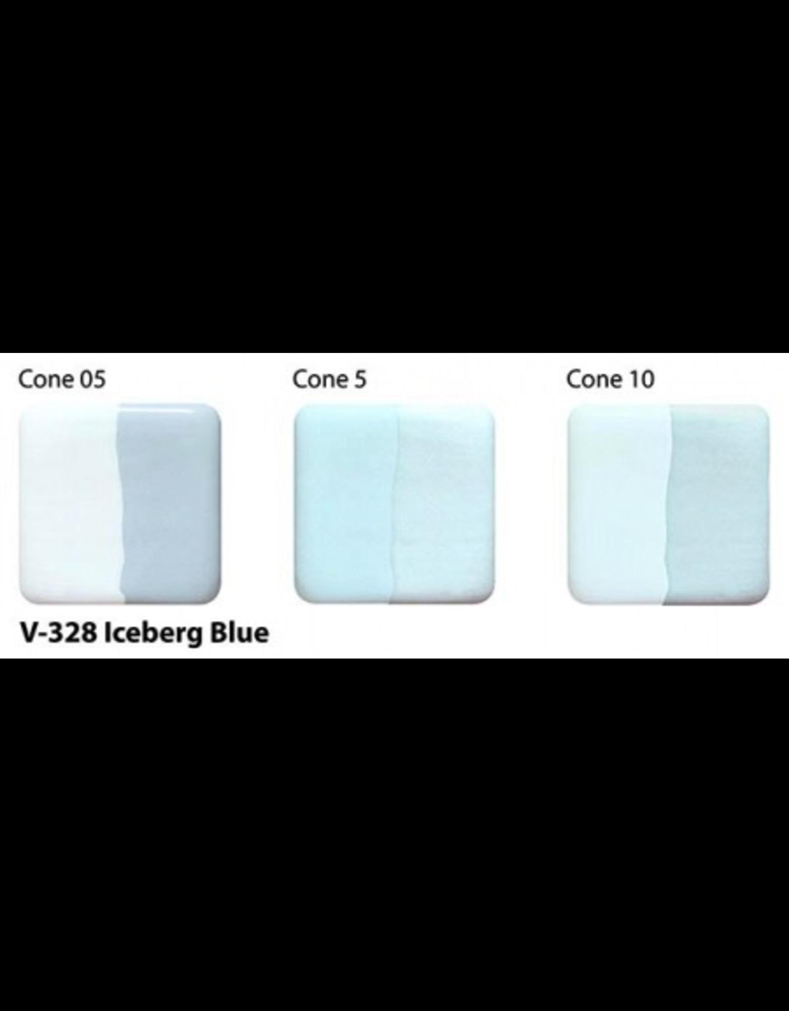 Amaco Iceberg Blue Velvet underglaze 59ml