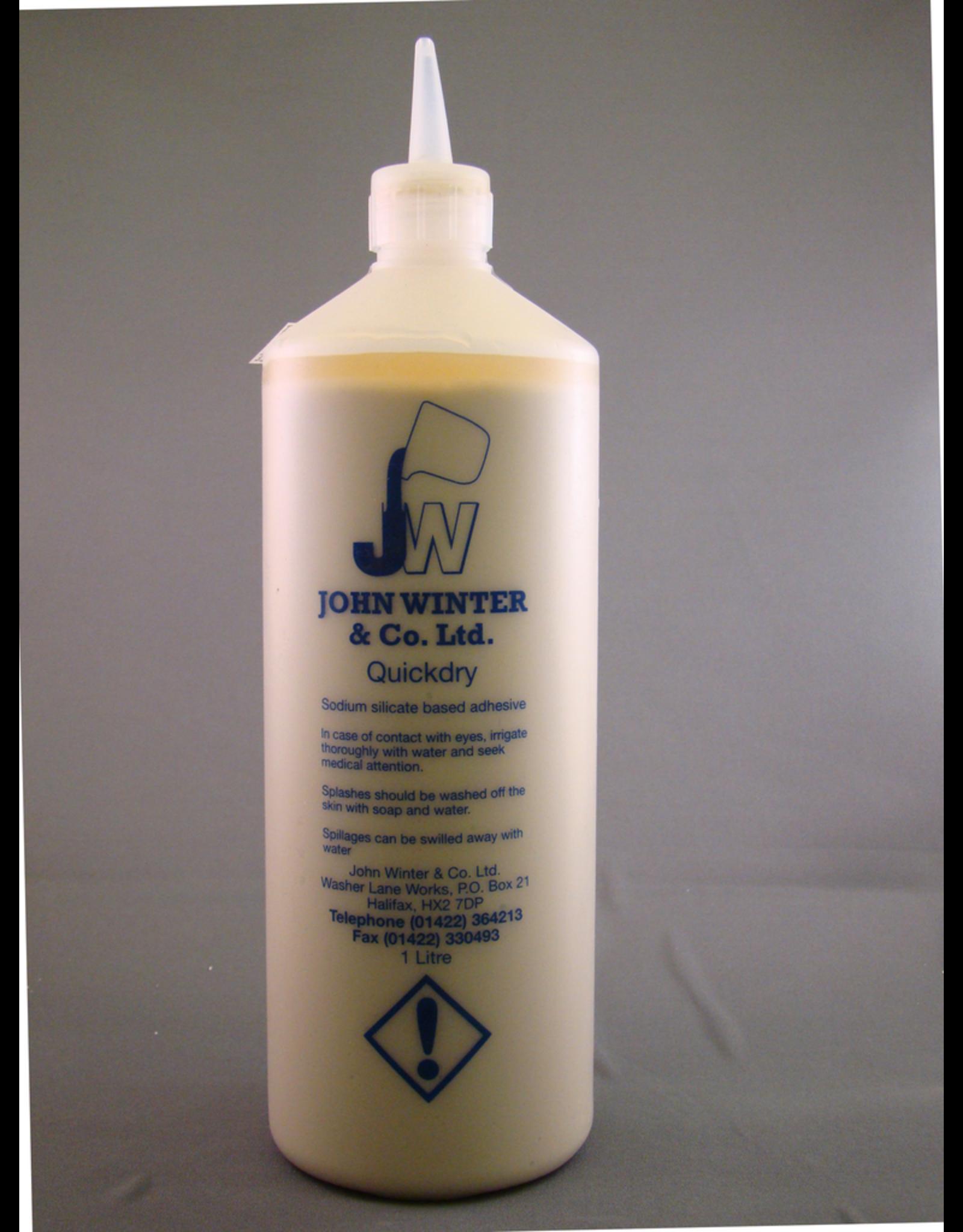 John Winter Quick Dry adhesive