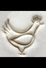 Chicken Stamp stamp (2.5cm)