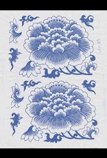 Sanbao Flower decal 10